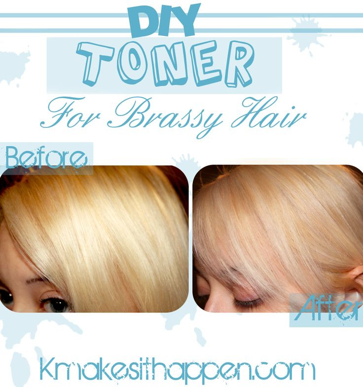 Best ideas about DIY Hair Toner With Food Coloring . Save or Pin Need a toner for yellow or brassy hair Why not try out my Now.