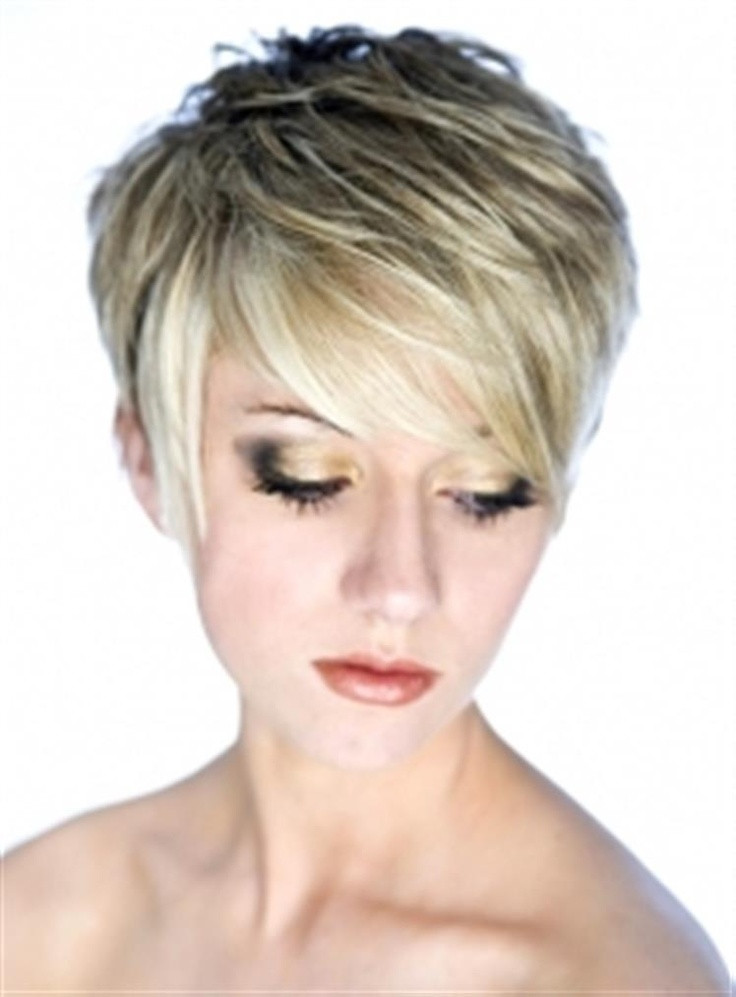 Best ideas about DIY Haircuts For Short Hair . Save or Pin 1000 images about DIY hair cuts pixie on Pinterest Now.