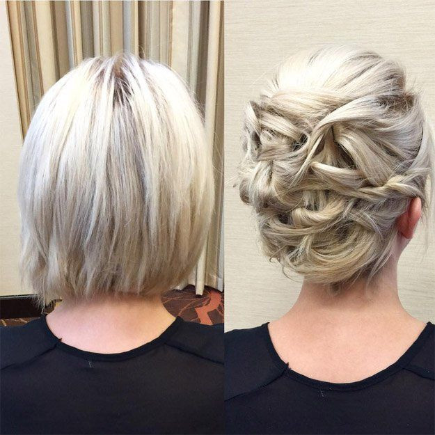Best ideas about DIY Haircuts For Short Hair . Save or Pin 1810 best DIY Hairstyles images on Pinterest Now.