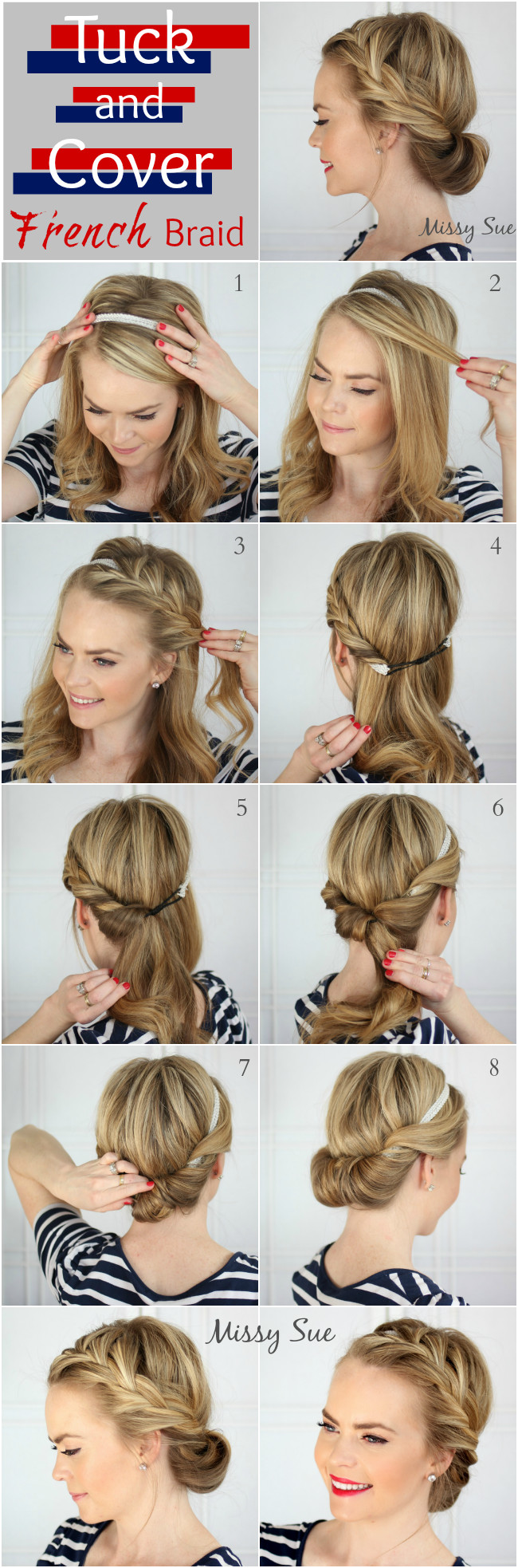 Best ideas about DIY Haircuts For Short Hair . Save or Pin 10 Best DIY Wedding Hairstyles with Tutorials Now.
