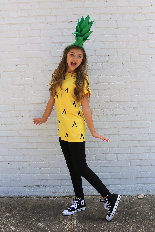 Best ideas about DIY Halloween Adult Costumes . Save or Pin 10 DIY Food Halloween Costumes Kamri Noel Now.