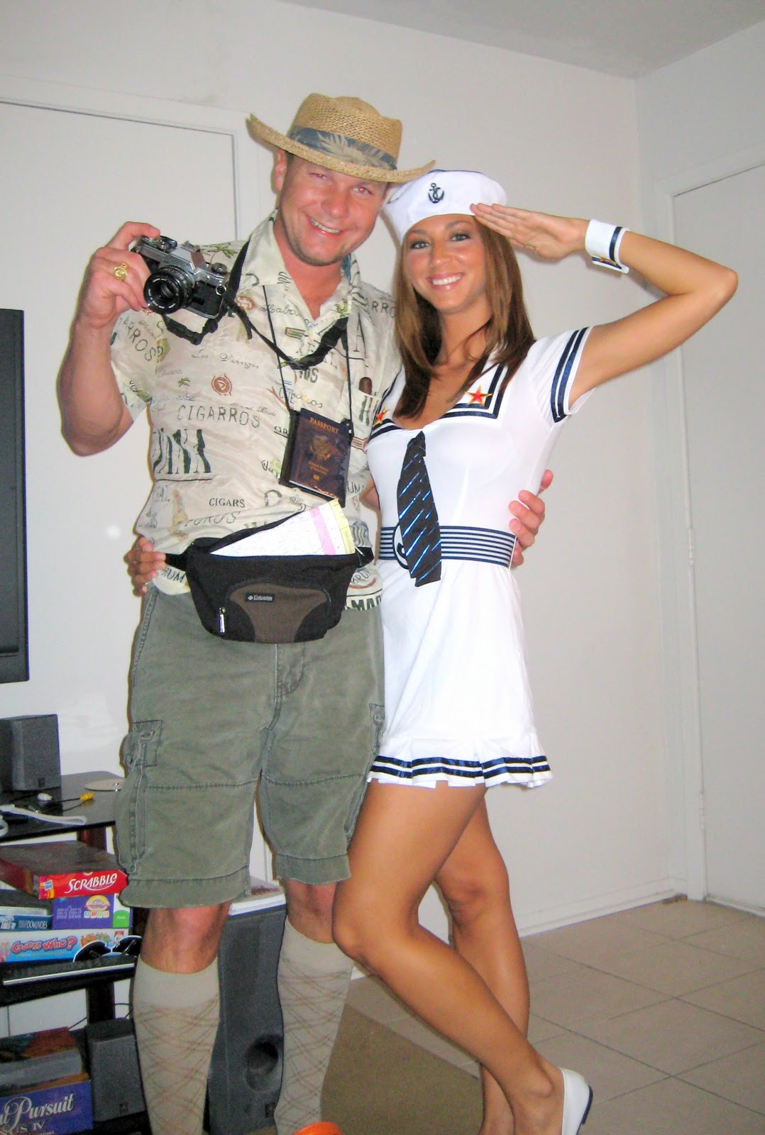 Best ideas about DIY Halloween Adult Costumes . Save or Pin 39 homemade halloween costumes for adults C R A F T Now.