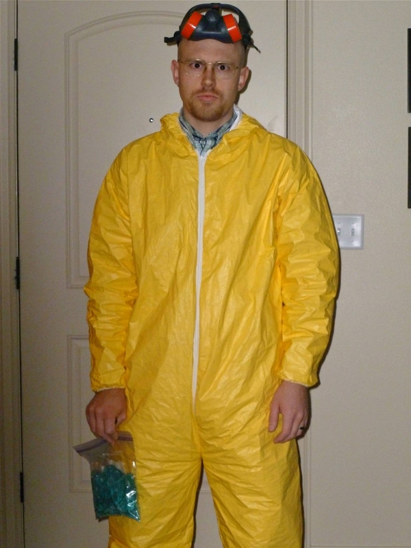 Best ideas about DIY Halloween Costumes Male . Save or Pin Breaking bad Halloween costume – the most popular costume Now.