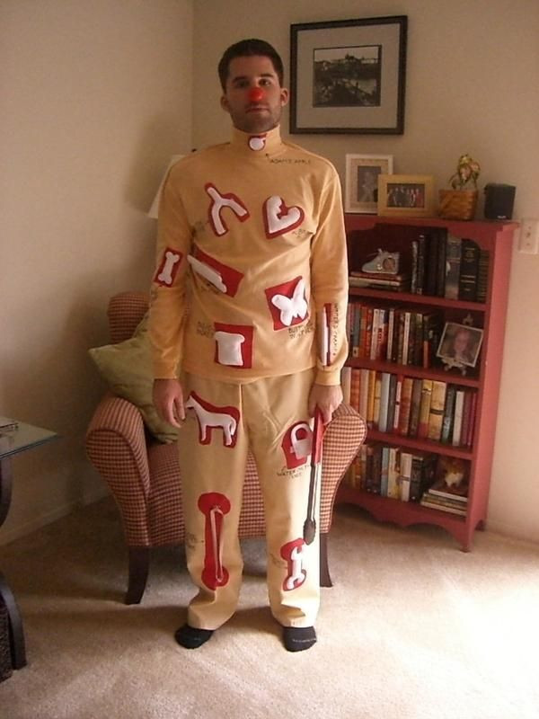 Best ideas about DIY Halloween Costumes Male . Save or Pin DIY Tutorial DIY Men Halloween Costumes Operation You Now.