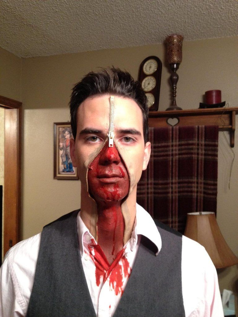 Best ideas about DIY Halloween Costumes Male . Save or Pin 66 Wildly Creative DIY Costumes For Men Now.