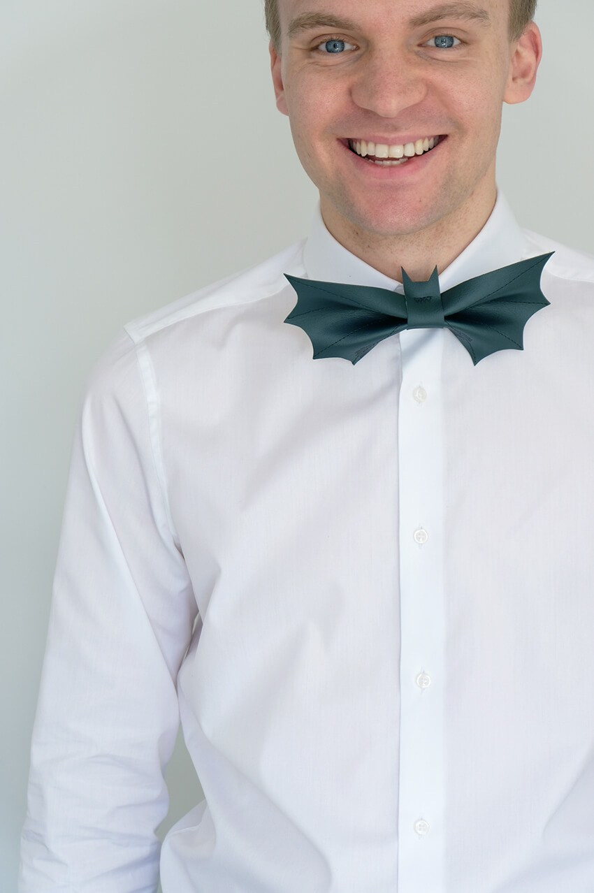 Best ideas about DIY Halloween Costumes Male . Save or Pin Free sewing pattern Bat bow tie – Sewing Now.