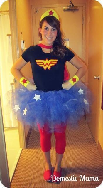 Best ideas about DIY Halloween Costumes Women . Save or Pin 17 best ideas about Superhero Costumes Women on Pinterest Now.