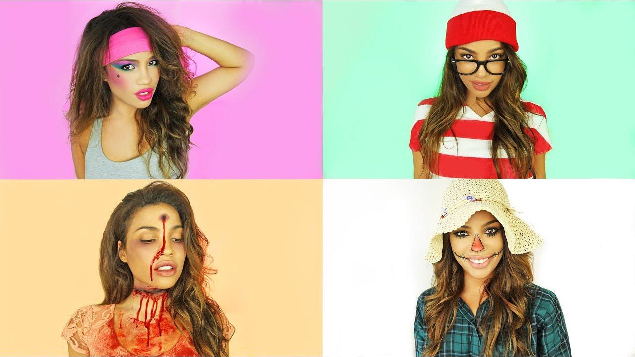 Best ideas about DIY Halloween Costumes Women . Save or Pin Easy DIY Halloween Costumes Ideas Now.