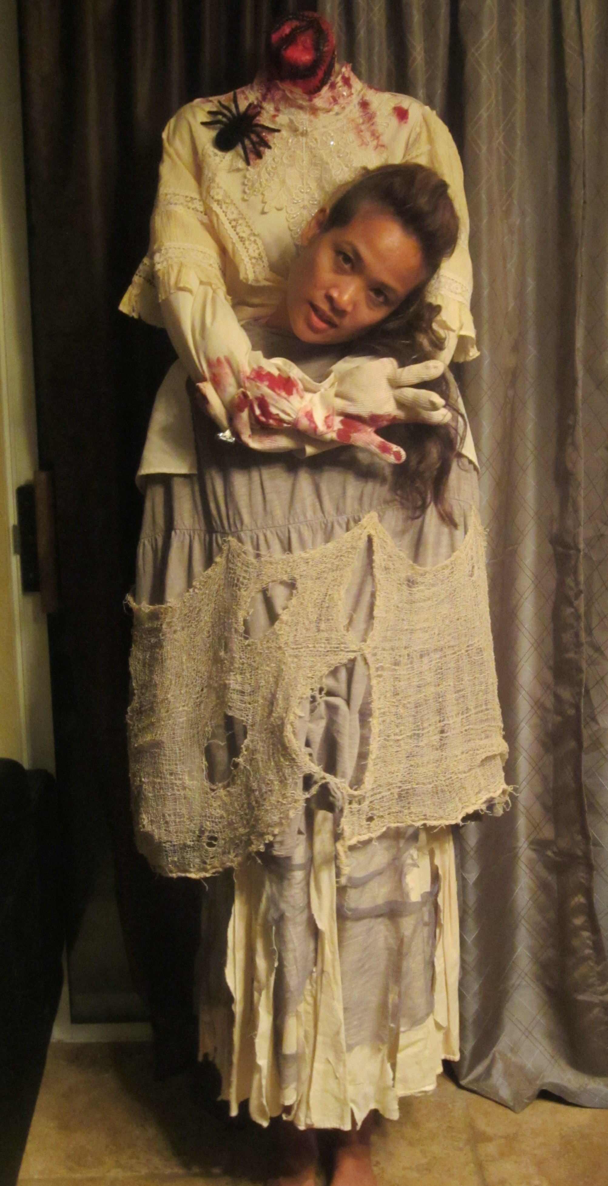 Best ideas about DIY Halloween Costumes Women . Save or Pin Headless Man and Headless Woman Costumes DIY Inspired Now.