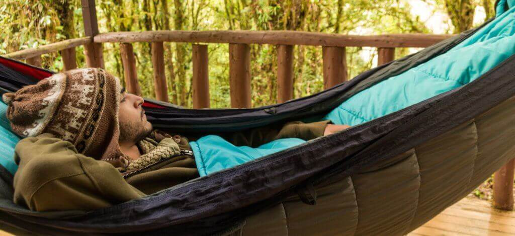 Best ideas about DIY Hammock Underquilt . Save or Pin How to Make a DIY Underquilt and Topquilt in 6 Steps Now.