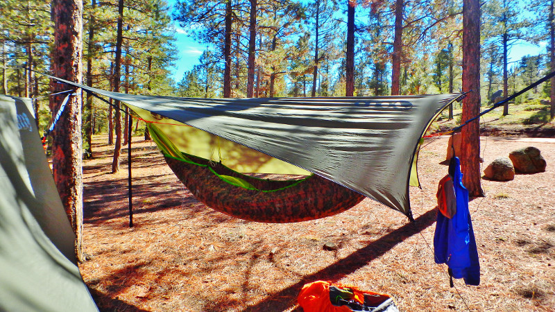 Best ideas about DIY Hammock Underquilt . Save or Pin bigwhitefish Gear Review DIY Hammock Underquilt Now.