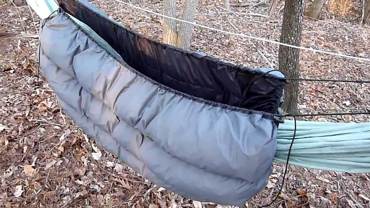 Best ideas about DIY Hammock Underquilt . Save or Pin DIY Gear Underquilt Now.