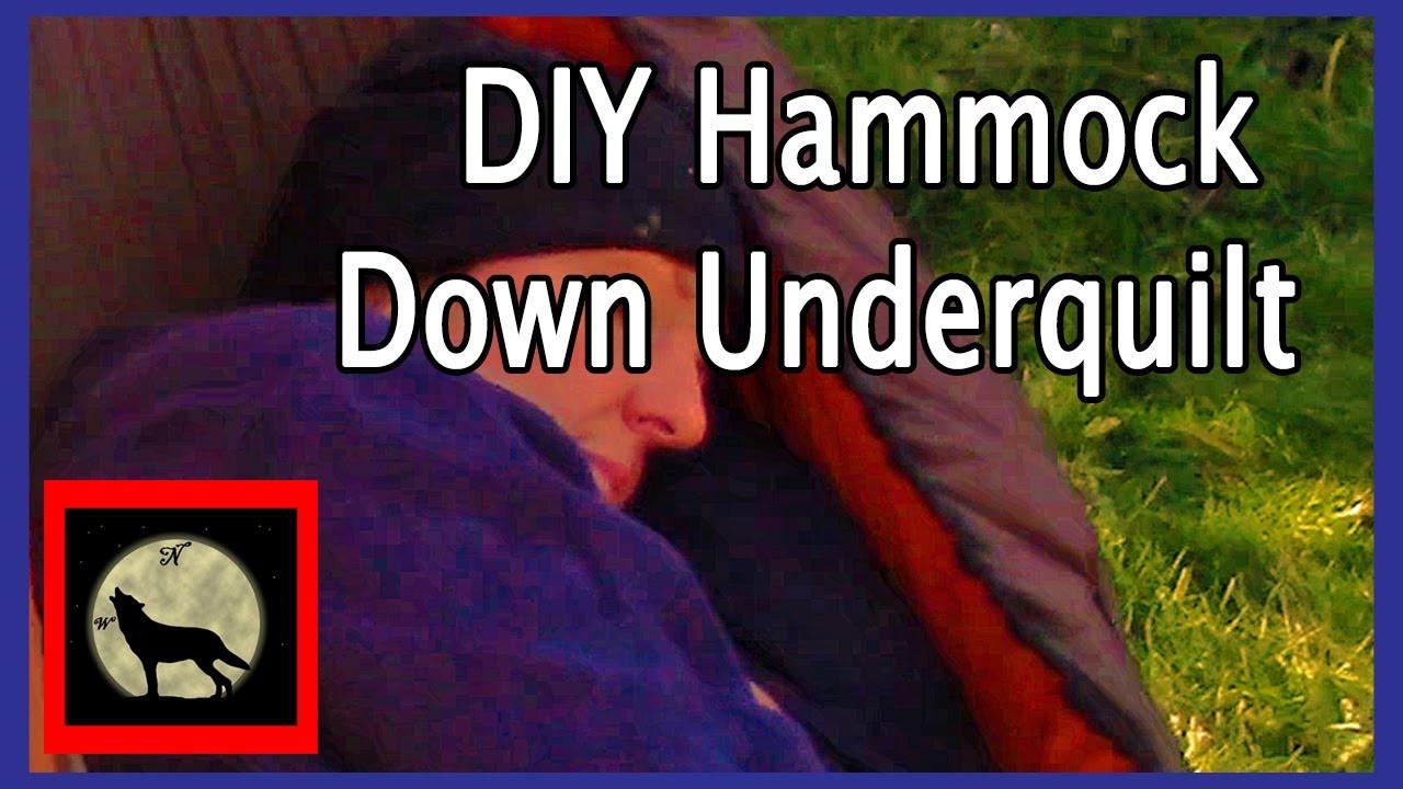 Best ideas about DIY Hammock Underquilt . Save or Pin DIY Hammock Down Underquilt Now.