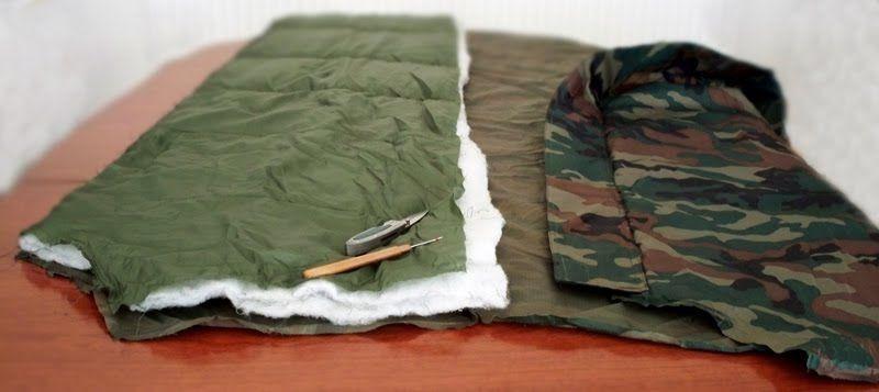 Best ideas about DIY Hammock Underquilt . Save or Pin DIY Hammock Underquilt Sleeping Bag Now.