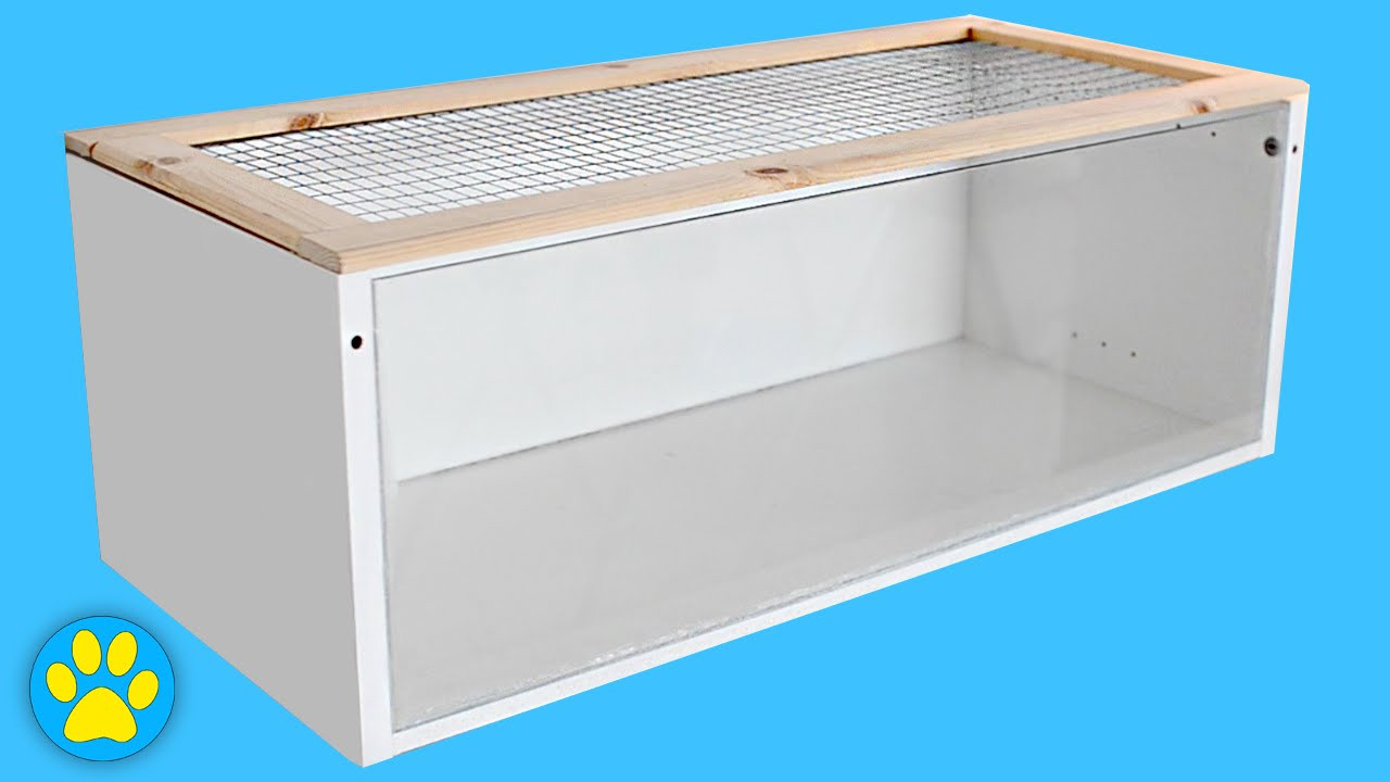 Best ideas about DIY Hamster Cage . Save or Pin DIY Hamster Cage Now.