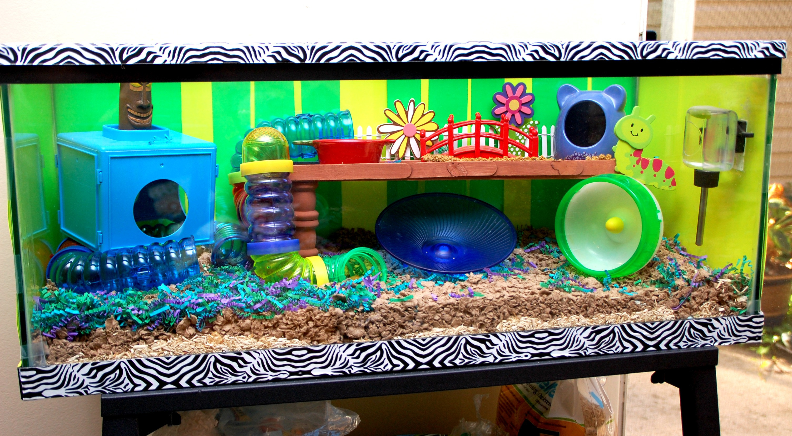 Best ideas about DIY Hamster Cage . Save or Pin 301 Moved Permanently Now.