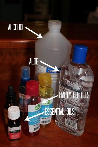 Best ideas about DIY Hand Sanitizer . Save or Pin DIY Hand Sanitizer for the Flu Season Now.
