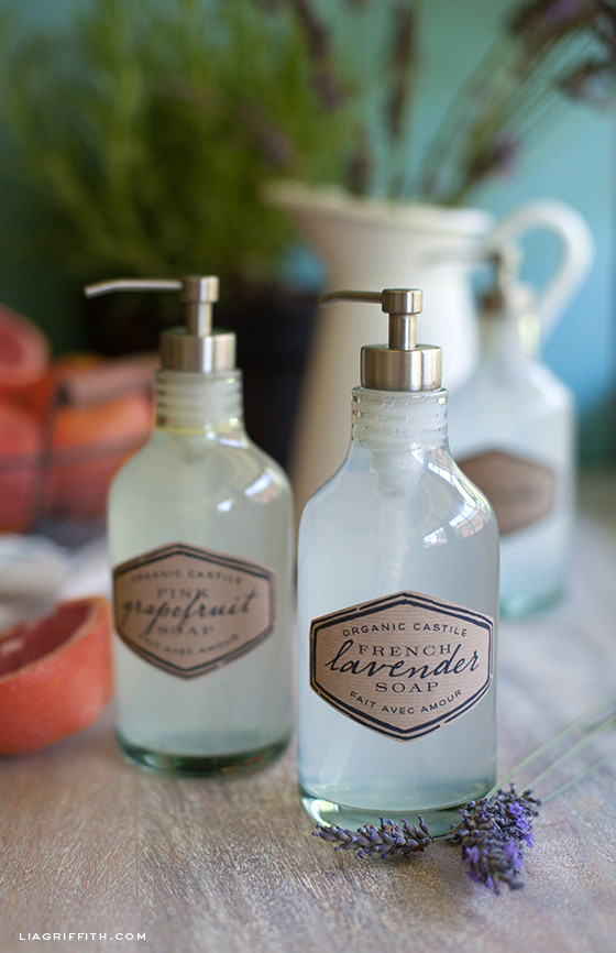 Best ideas about DIY Hand Soap . Save or Pin 41 DIY Ideas to Make Fragrant Soap at Home Now.