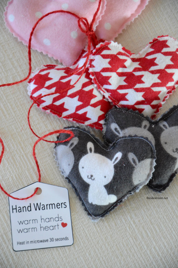 Best ideas about DIY Hand Warmers . Save or Pin DIY Heart Hand Warmers The Idea Room Now.