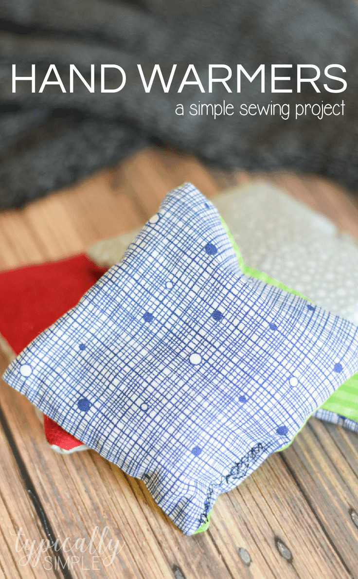Best ideas about DIY Hand Warmers . Save or Pin DIY Rice Hand Warmers A Simple Sewing Project Now.