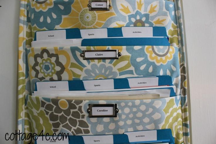 Best ideas about DIY Hanging File Organizer . Save or Pin 17 Best ideas about Hanging File Folders on Pinterest Now.
