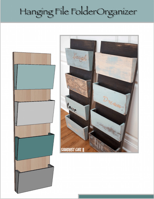 Best ideas about DIY Hanging File Organizer . Save or Pin Hanging Organizer DIY Project Dremel Fortiflex review Now.