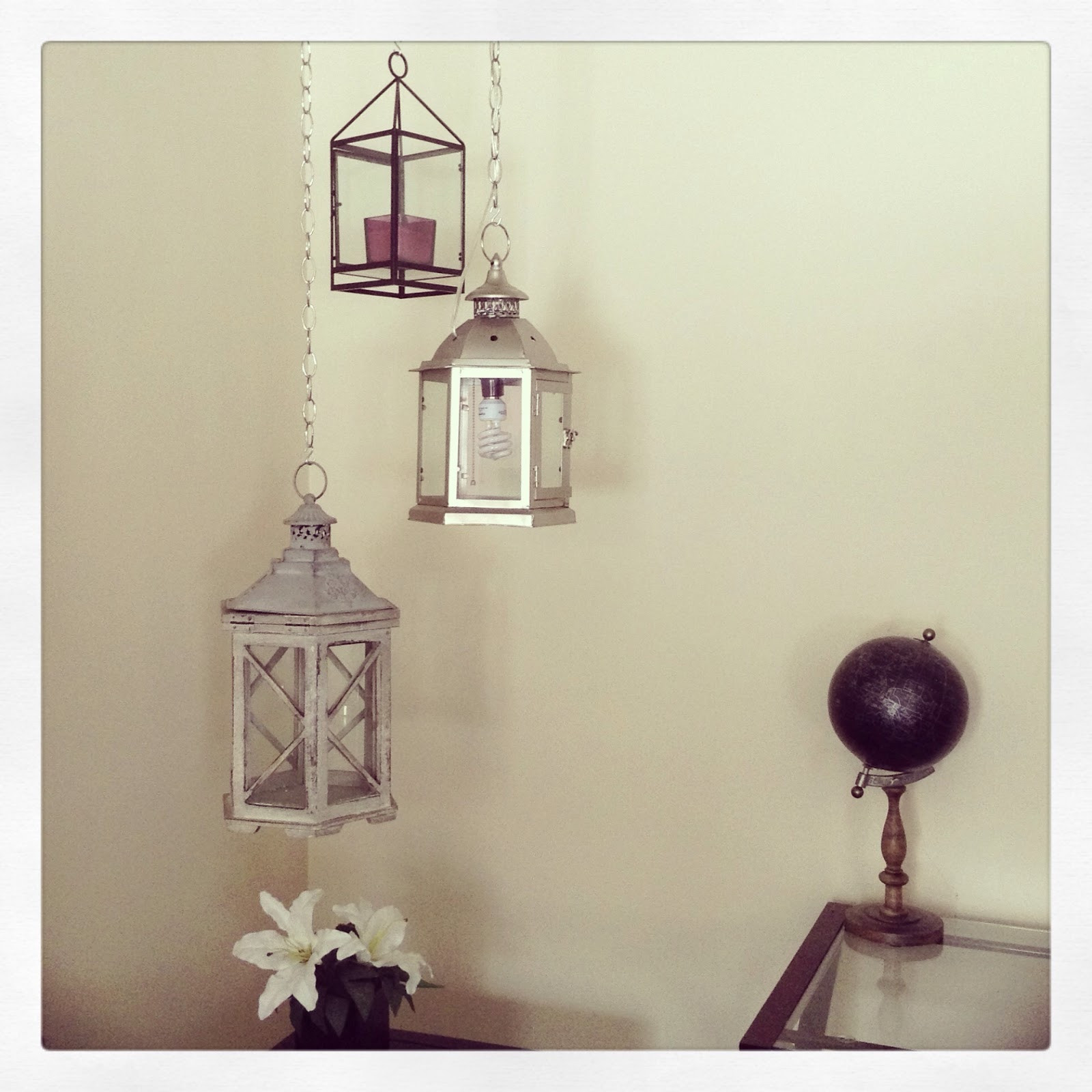 Best ideas about DIY Hanging Lamp . Save or Pin M4rilynJ0y DIY Hanging Pendant Lamp Now.