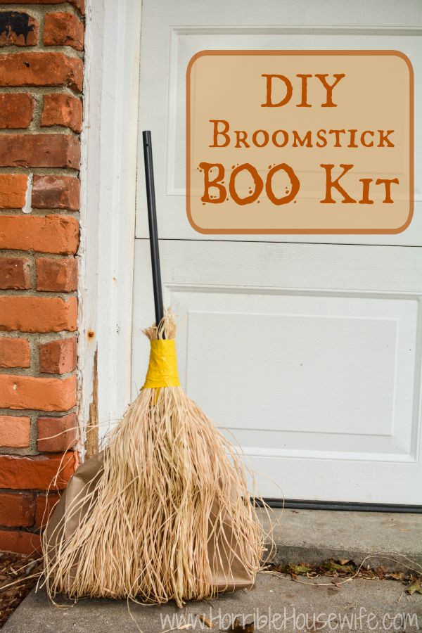 Best ideas about DIY Harry Potter Broom . Save or Pin Harry Potter Halloween Party and BOO Broomstick Tutorial Now.