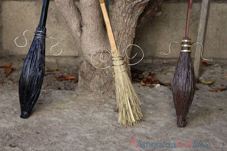 Best ideas about DIY Harry Potter Broom . Save or Pin 25 best ideas about Doll crafts on Pinterest Now.