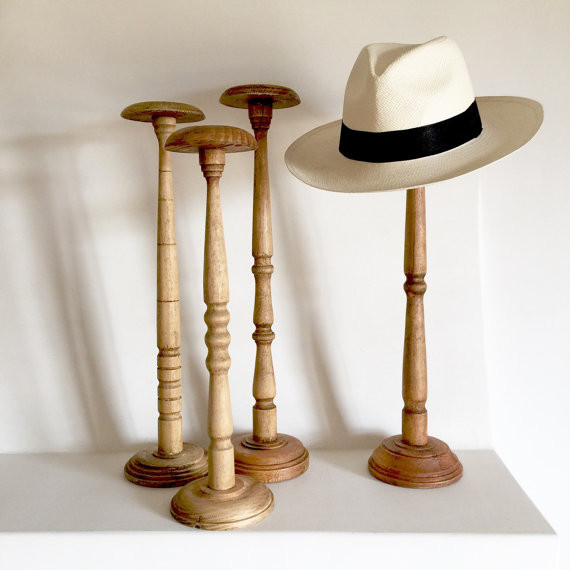 Best ideas about DIY Hat Stand . Save or Pin The Closet Historian DIY Vintage Style Hat Stands Now.