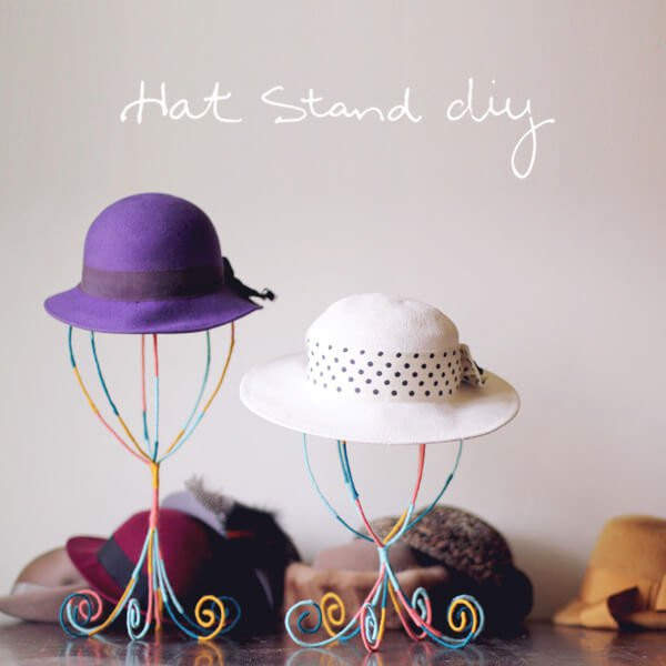 Best ideas about DIY Hat Stand . Save or Pin 16 DIY Handmade Hat Rack Ideas Now.