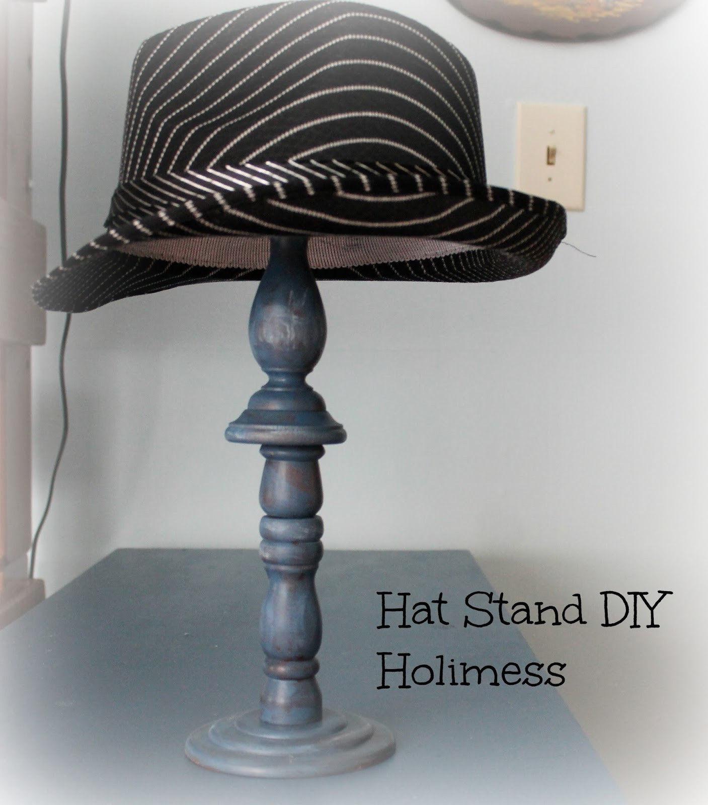 Best ideas about DIY Hat Stand . Save or Pin HoliMess Hat Stand DIY Now.