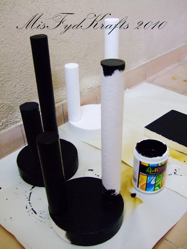 Best ideas about DIY Hat Stand . Save or Pin MisFydKrafts Bazaar Preparation DIY MFK Hat Display Stand Now.