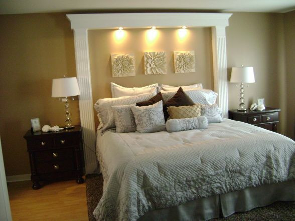 Best ideas about DIY Headboard Ideas For King Beds . Save or Pin 20 Stunning King Size Headboard Ideas Now.