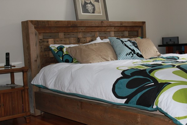 Best ideas about DIY Headboard Ideas For King Beds . Save or Pin Homemade Headboards for King Size Beds Now.