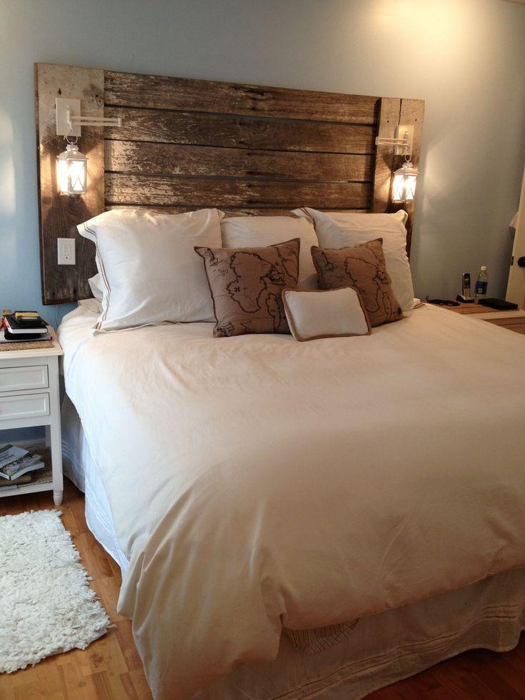 Best ideas about DIY Headboard Ideas For King Beds . Save or Pin Best 25 King headboard ideas on Pinterest Now.