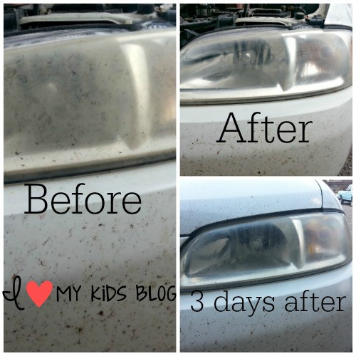 Best ideas about DIY Headlight Cleaner . Save or Pin DIY Headlight Cleaner Now.