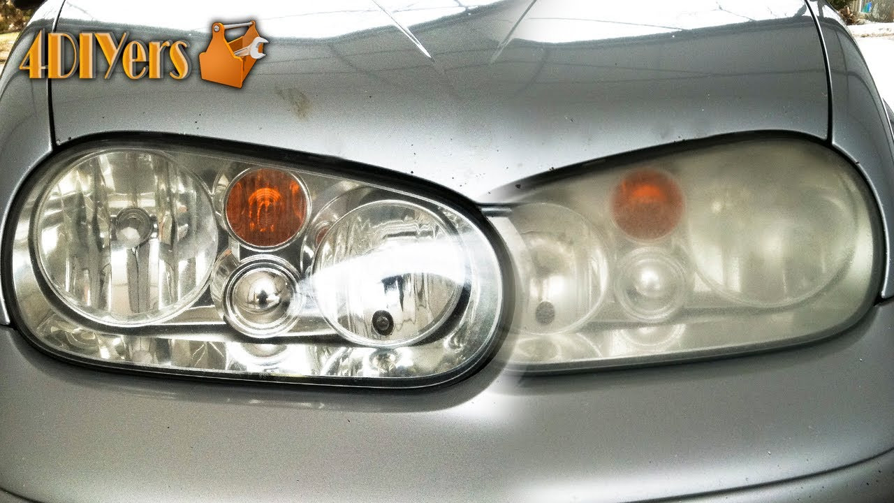Best ideas about DIY Headlight Cleaner . Save or Pin DIY Polishing Foggy Headlights Now.