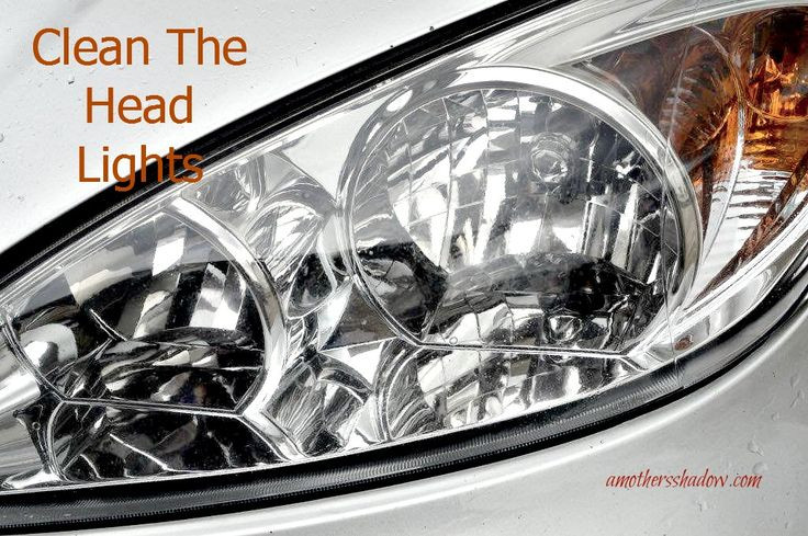 Best ideas about DIY Headlight Cleaner . Save or Pin DIY Solution for Cleaning Headlights Now.