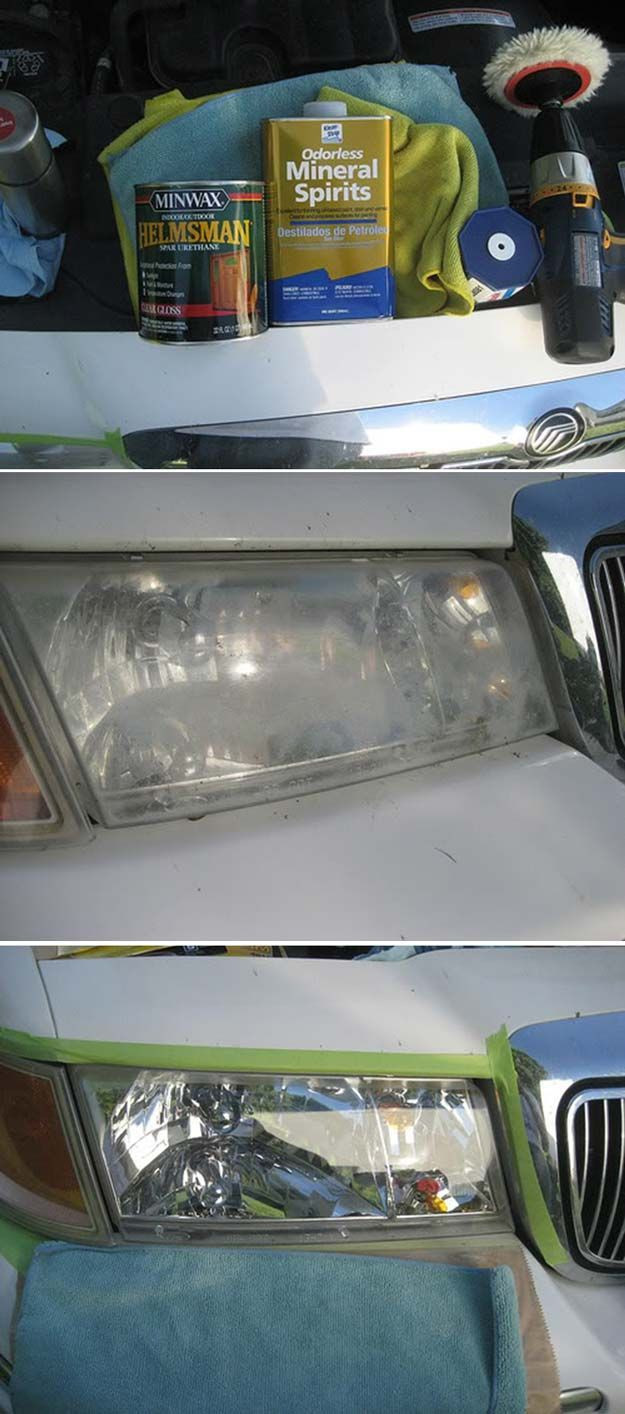 Best ideas about DIY Headlight Cleaner . Save or Pin 25 unique Headlight restoration ideas on Pinterest Now.