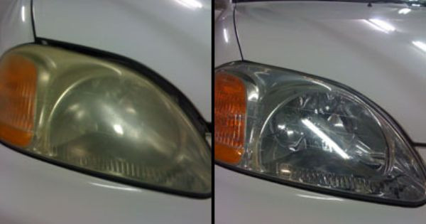 Best ideas about DIY Headlight Cleaner . Save or Pin DIY Do it yourself Headlight cleaning restoring I found Now.