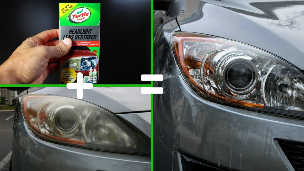 Best ideas about DIY Headlight Cleaner . Save or Pin DIY Headlight cleaner Fast and Easy Now.