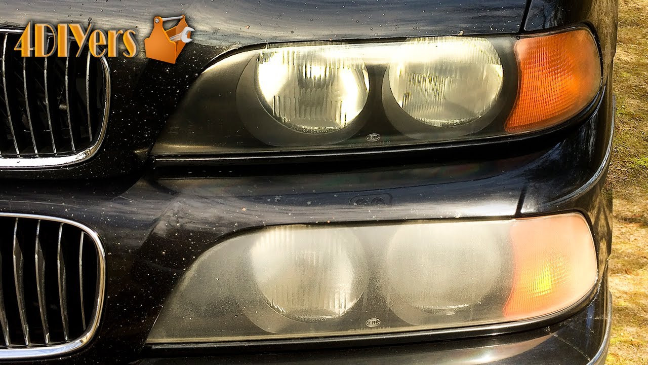 Best ideas about DIY Headlight Cleaner . Save or Pin DIY Polishing Headlights with Toothpaste Now.