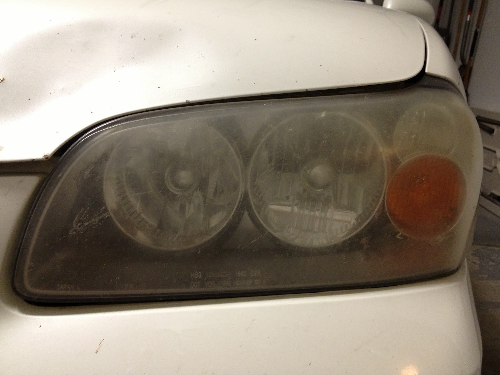 Best ideas about DIY Headlight Cleaner . Save or Pin The DIY Guinea Pig Headlight Cleaner Now.