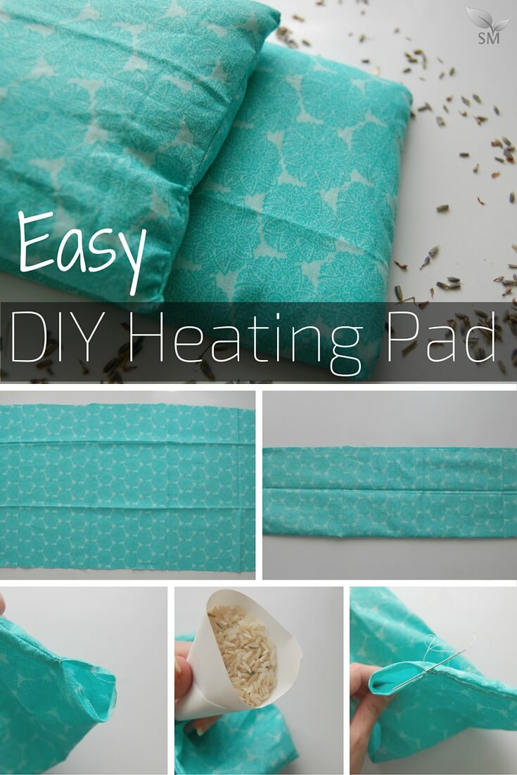 Best ideas about DIY Heating Pad . Save or Pin Easy DIY Heating Pad Pronounce Now.