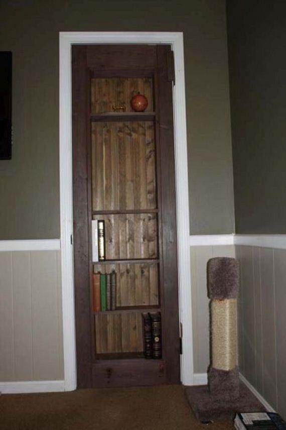 Best ideas about DIY Hidden Door . Save or Pin Building A Secret Door DIY Barnorama Now.