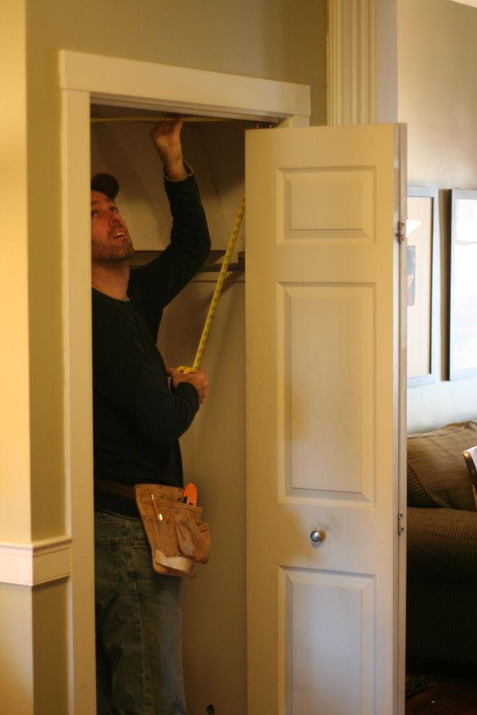 Best ideas about DIY Hidden Door . Save or Pin DIY Bookcase Secret Door Now.
