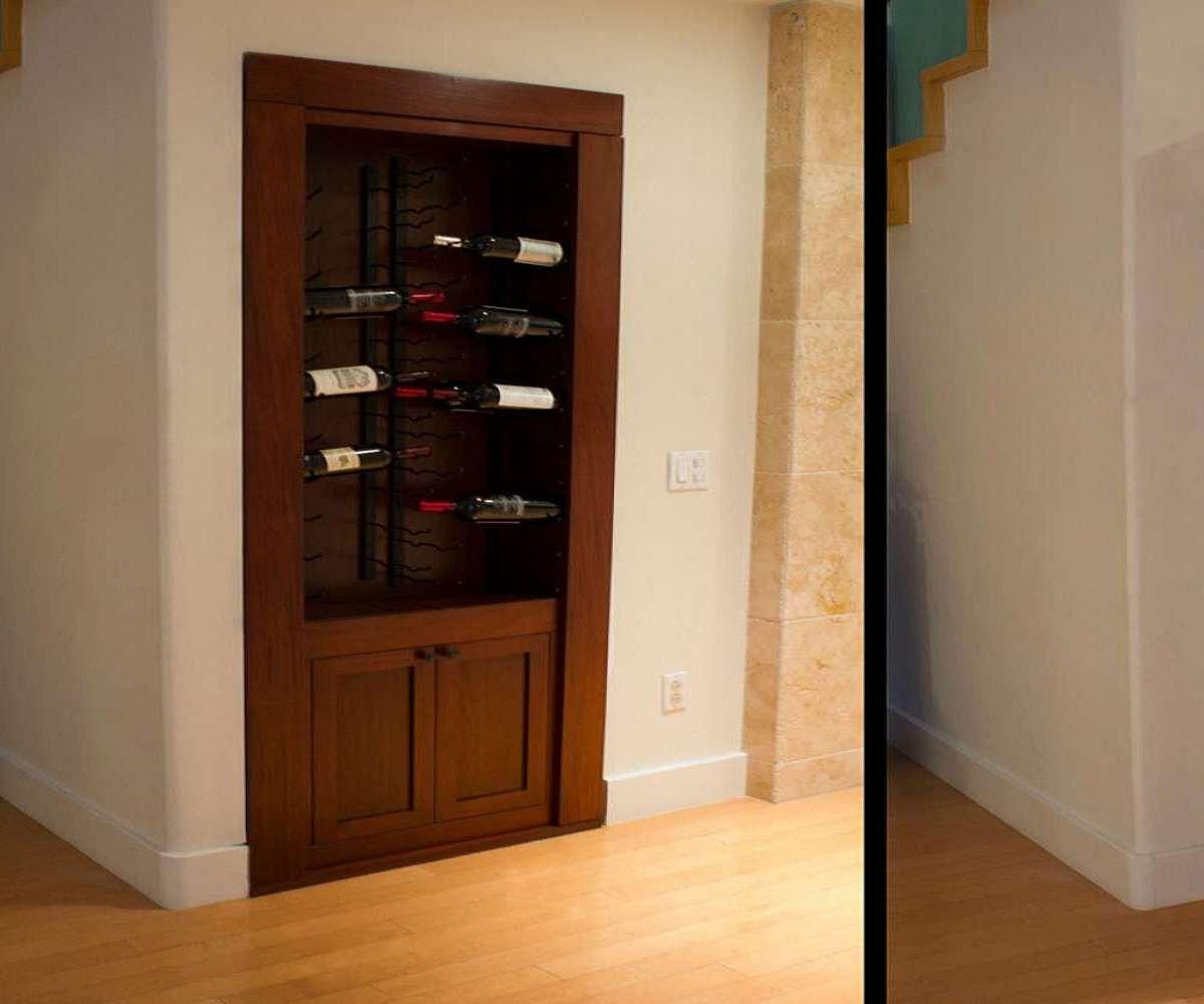 Best ideas about DIY Hidden Door . Save or Pin DIY Hidden Door Hinge System Now.