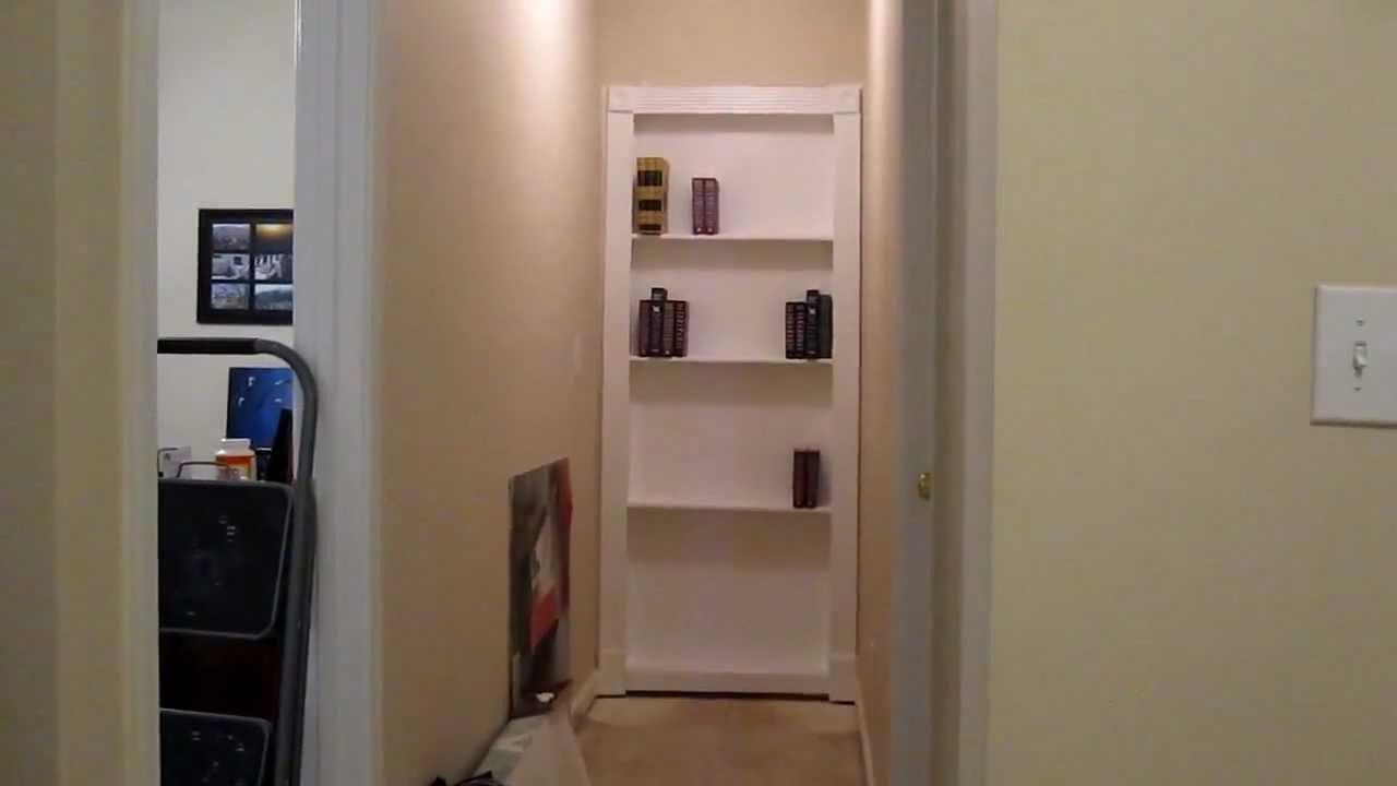 Best ideas about DIY Hidden Door Plans . Save or Pin My DIY hidden door Now.
