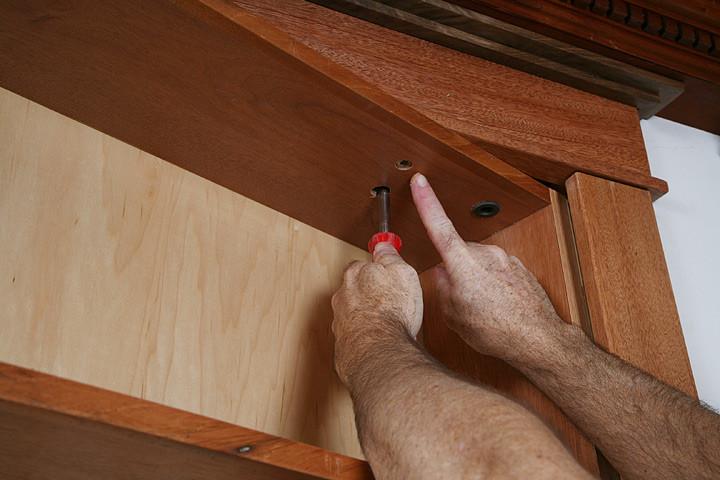 Best ideas about DIY Hidden Door Plans . Save or Pin Woodwork How To Build A Hidden Bookshelf Door PDF Plans Now.